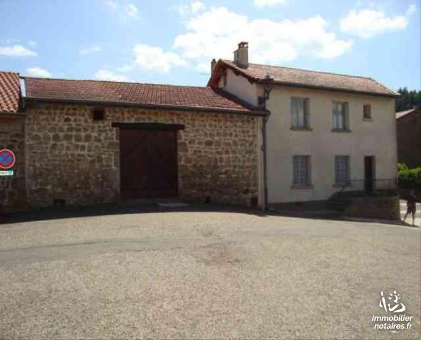Vente - Maison - Chazelles-sur-Lavieu - 165.00m² - 10 pièces - Ref : 55/802
