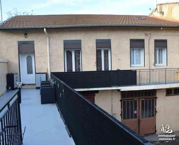 Vente - Maison - Rive-de-Gier - 86.00m² - 4 pièces - Ref : 92/VILE