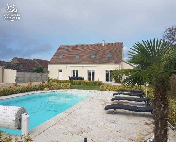 Vente - Maison - Saint-Martin-d'Abbat - 206.00m² - 7 pièces - Ref : A 2019 00718