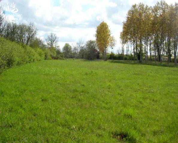 Vente - Terrain à bâtir - Lezay - 549.0m² - Ref : TB00093