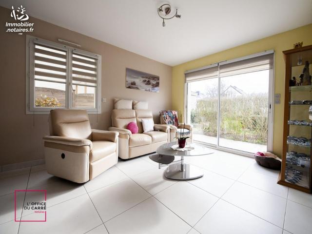 Vente - Maison - Saint-Jacques-de-la-Lande - 130.00m² - 6 pièces - Ref : 584