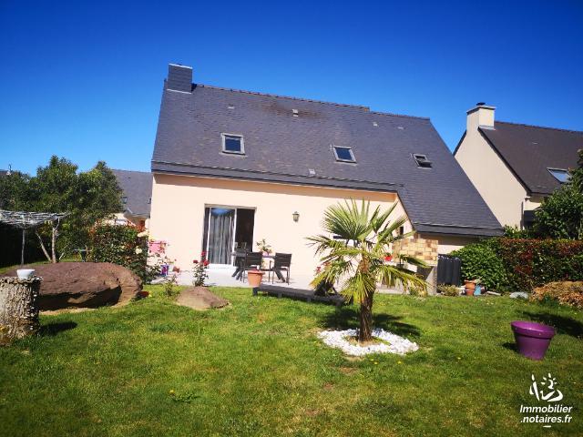 Vente - Maison - Talensac - 111.00m² - 6 pièces - Ref : 048-V345