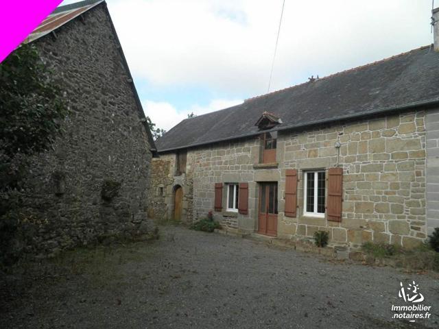 Vente - Maison - Bazouges-la-Pérouse - 120.00m² - 3 pièces - Ref : 091-2408