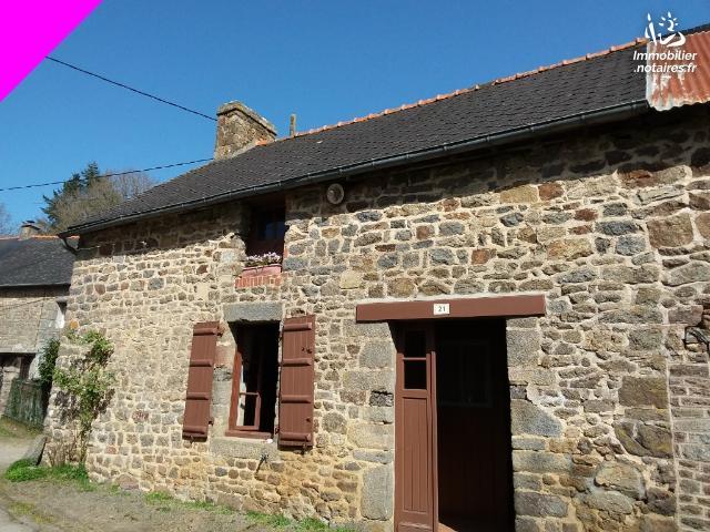 Vente - Maison - Dingé - 61.13m² - 2 pièces - Ref : 091-383