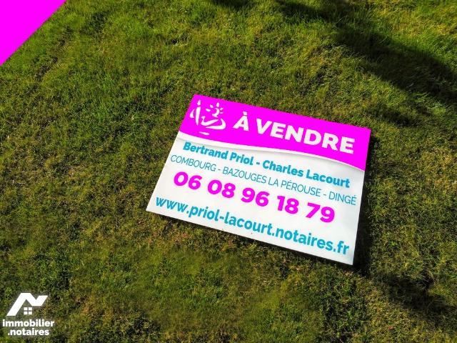 Vente - Terrain - Lourmais - 800.0m² - Ref : 091-257