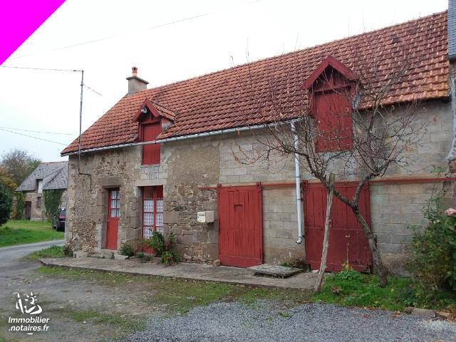 Vente - Maison - Bazouges-la-Pérouse - 120.0m² - 3 pièces - Ref : 091-138
