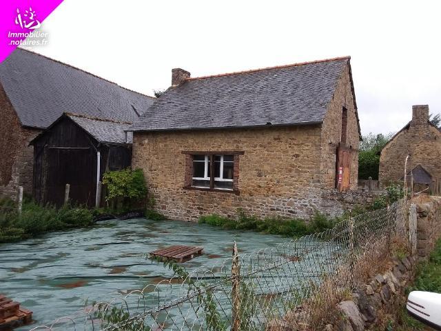 Vente - Maison - Saint-Léger-des-Prés - 50.0m² - 2 pièces - Ref : 091-998
