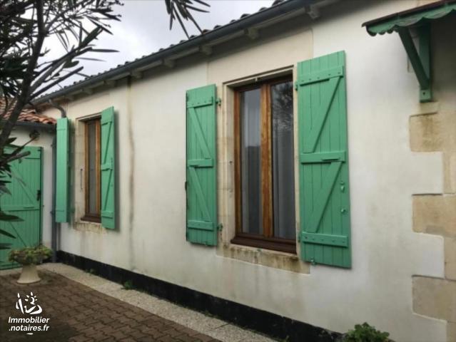 Vente - Maison - Sainte-Marie-de-Ré - 84.00m² - 5 pièces - Ref : 2183
