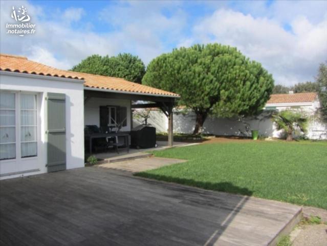 Vente - Maison - Sainte-Marie-de-Ré - 145.00m² - 5 pièces - Ref : 2162
