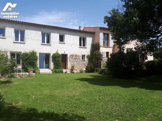 Vente - Maison - Saint-Martin-les-Eaux - 306.0m² - 6 pièces - Ref : 04025/025/1724