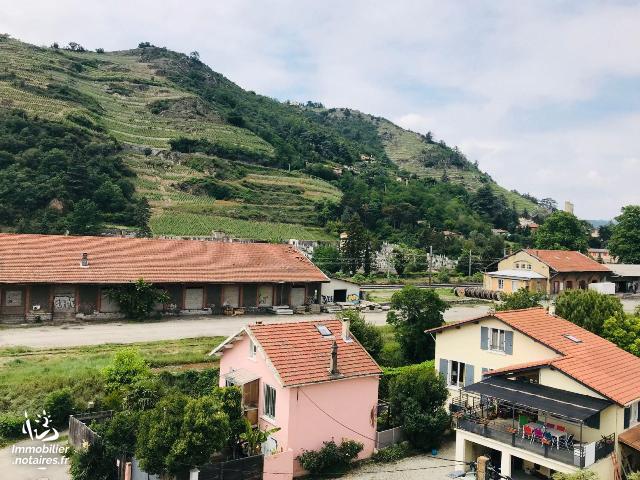 Vente - Appartement - Tournon-sur-Rhône - 62.00m² - 4 pièces - Ref : 10271/274