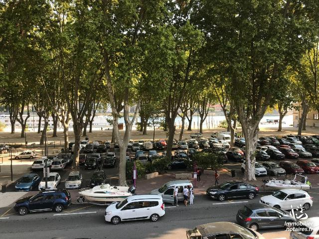 Location - Appartement - Tournon-sur-Rhône - 90.00m² - 2 pièces - Ref : 10271/287