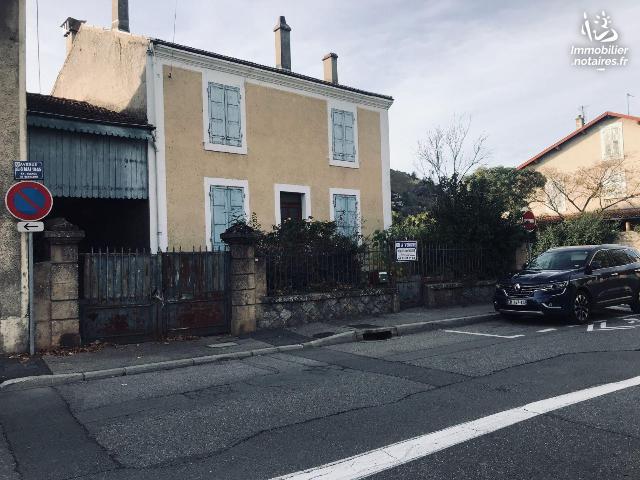 Vente - Maison - Tournon-sur-Rhône - 120.00m² - 6 pièces - Ref : 10271/288
