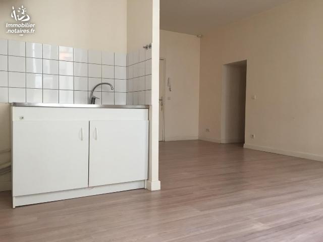 Location - Appartement - Tournon-sur-Rhône - 39.00m² - 2 pièces - Ref : 10271/250