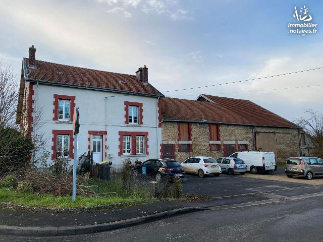 Location - Maison - Donchery - 150.00m² - 7 pièces - Ref : 10305/807