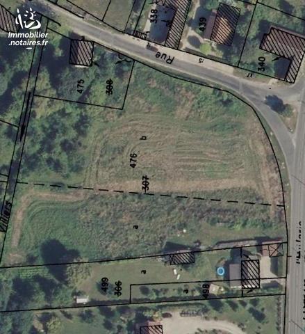 Vente - Terrain à bâtir - Villiers-aux-Corneilles - 6896.00m² - Ref : 1003988