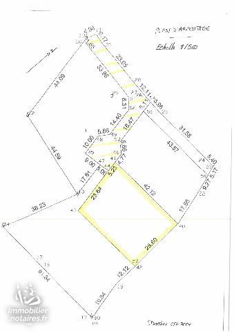 Vente - Terrain à bâtir - Rumilly-lès-Vaudes - 1150.00m² - Ref : 1036102/1025
