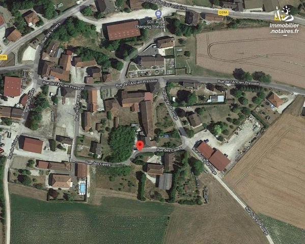 Vente - Terrain à bâtir - Bertignolles - 971.00m² - Ref : 10361/1258
