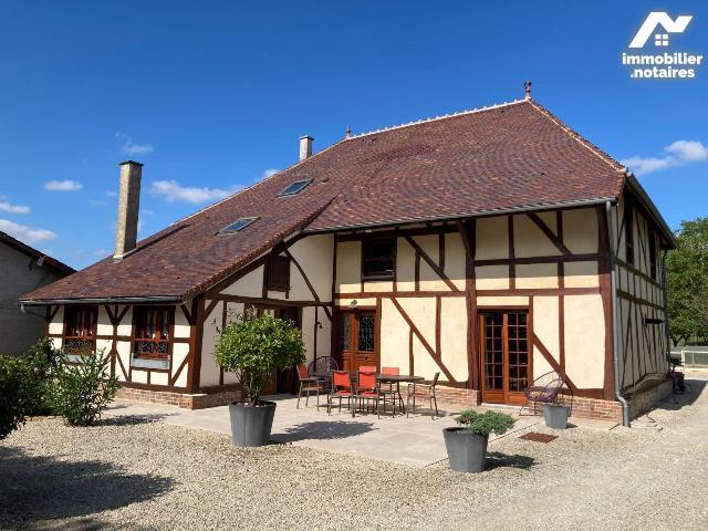 Vente - Maison - Verrières - 185.0m² - 7 pièces - Ref : 10038/1036102/2142