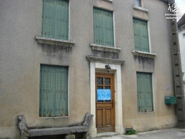 Vente - Maison - Laignes - 72.00m² - 3 pièces - Ref : 040