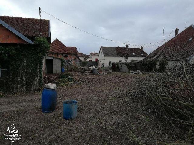 Vente - Terrain à bâtir - Saint-Lyé - 444.00m² - Ref : 10378/871