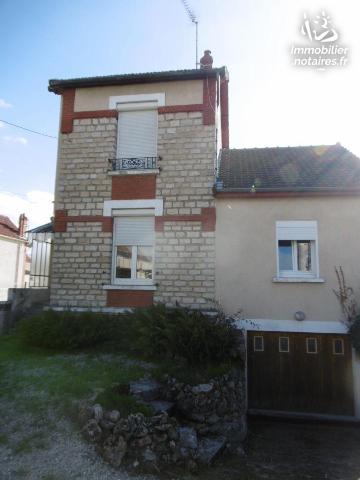 Vente - Maison - Romilly-sur-Seine - 89.00m² - 5 pièces - Ref : 10378/932