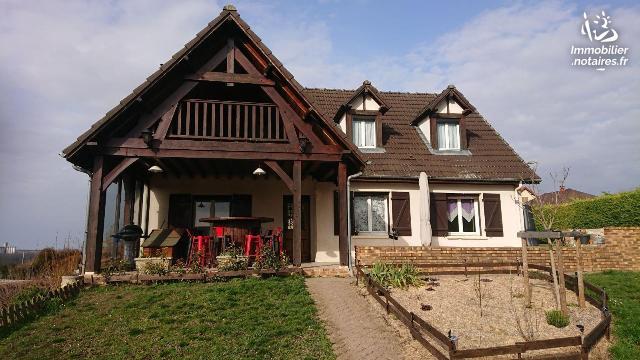 Vente - Maison - Bossancourt - 130.00m² - 5 pièces - Ref : 10379/450