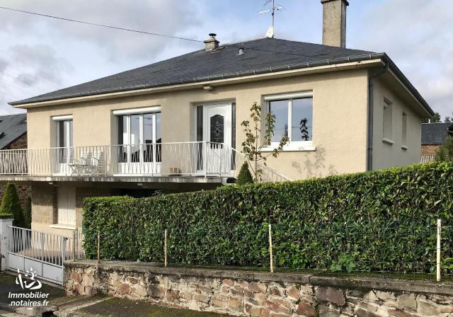 Vente - Maison - Naucelle - 130.0m² - 6 pièces - Ref : LJ950