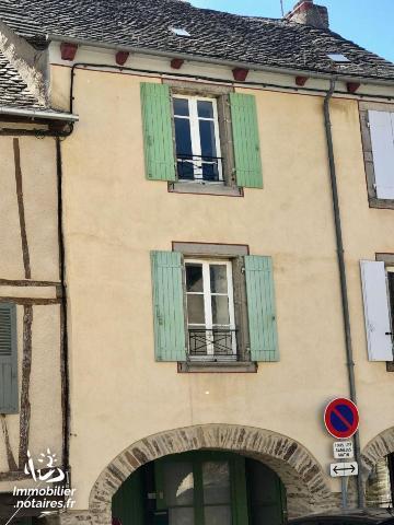 Vente - Maison - Naucelle - 95.5m² - 4 pièces - Ref : LJ930