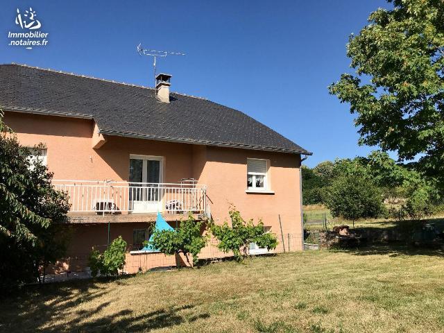 Vente - Maison - Naucelle - 119.0m² - 5 pièces - Ref : LJ963