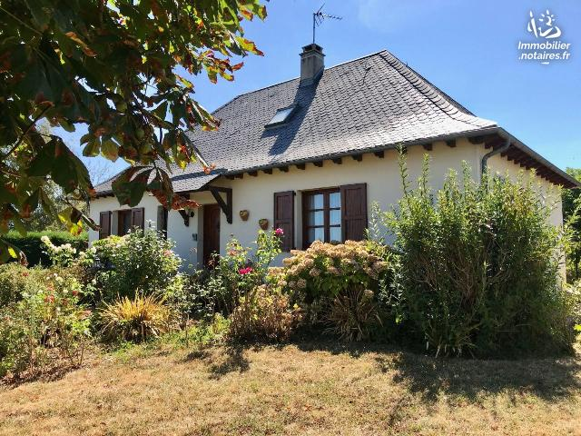 Vente - Maison - Naucelle - 127.0m² - 6 pièces - Ref : LJ966