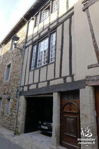 Vente - Maison - Sauveterre-de-Rouergue - 53.0m² - 3 pièces - Ref : LJ797