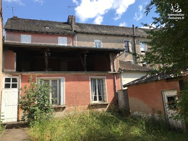 Vente - Maison - Naucelle - 153.0m² - 8 pièces - Ref : LJ871