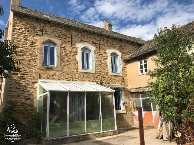 Vente - Maison - Centrès - 148.0m² - 7 pièces - Ref : LJ947
