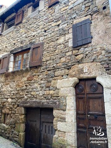 Vente - Maison - Saint-Rome-de-Tarn - 45.0m² - 3 pièces - Ref : 10443/174