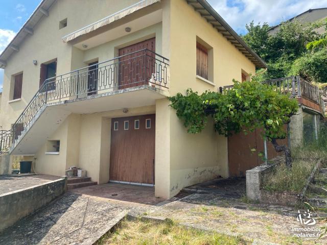 Vente - Maison - Saint-Affrique - 127.00m² - 6 pièces - Ref : 10443/180