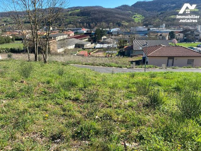 Vente - Terrain - Saint-Affrique - 876.0m² - Ref : 12051/10443/175