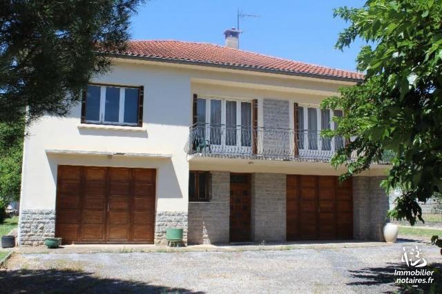 Vente - Maison - Saint-Affrique - 110.00m² - 5 pièces - Ref : 10443/95