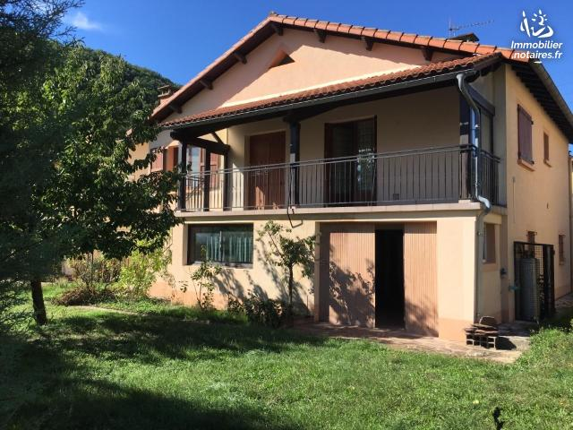 Vente - Maison - Saint-Affrique - 115.00m² - 6 pièces - Ref : 10443/162
