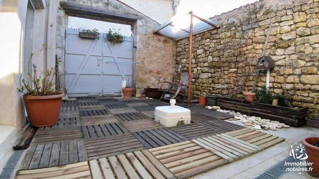 Location - Maison - Nieulle-sur-Seudre - 53.00m² - 3 pièces - Ref : L00311