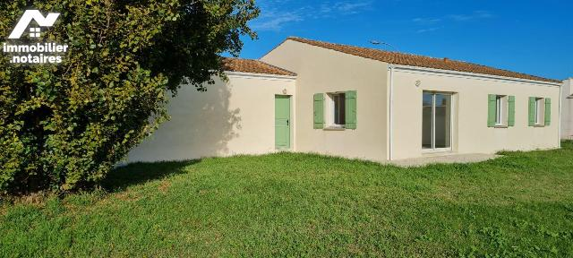 Vente - Maison - Nieulle-sur-Seudre - 113.0m² - 6 pièces - Ref : 17037/01982