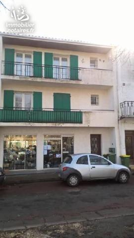 Vente - Immeuble - Saint-Pierre-d'Oléron - 261.0m² - Ref : 01867