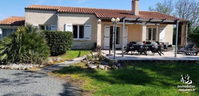 Vente - Maison - Gua - 120.00m² - Ref : 01916
