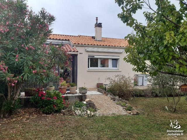 Vente - Maison - Rochefort - 107.00m² - 5 pièces - Ref : 10726/413