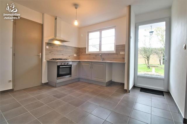 Vente - Maison - Courçon - 99.00m² - 4 pièces - Ref : AB/271