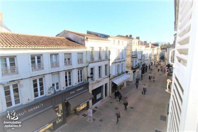 Vente - Appartement - Saintes - 57.02m² - 3 pièces - Ref : FM/273