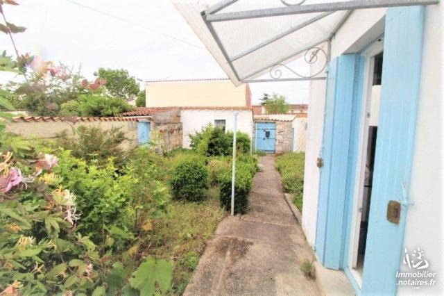Vente - Maison - Saintes - 49.88m² - 3 pièces - Ref : FM/289