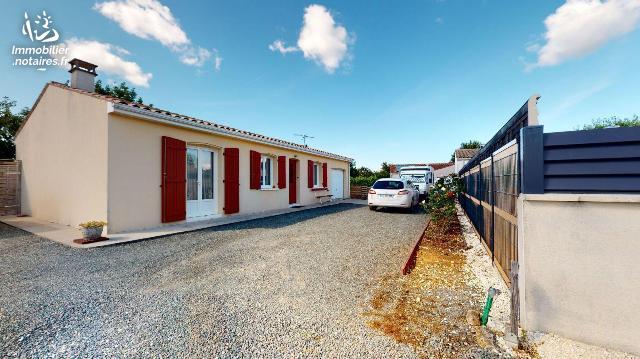 Vente - Maison - Beurlay - 128.00m² - Ref : AB/302
