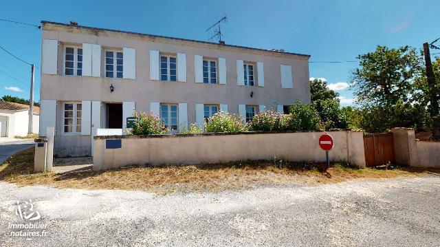 Vente - Maison - Saintes - 136.00m² - 6 pièces - Ref : FM/307