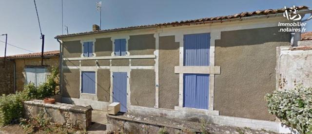 Vente - Maison - Saintes - 65.00m² - 3 pièces - Ref : CC/243